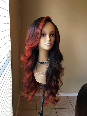 "The ""Bella"" Wig"