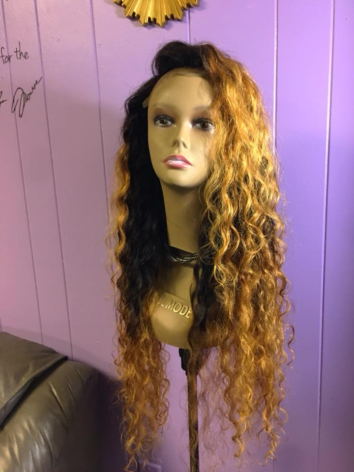 "The ""Roxy"" Wig"