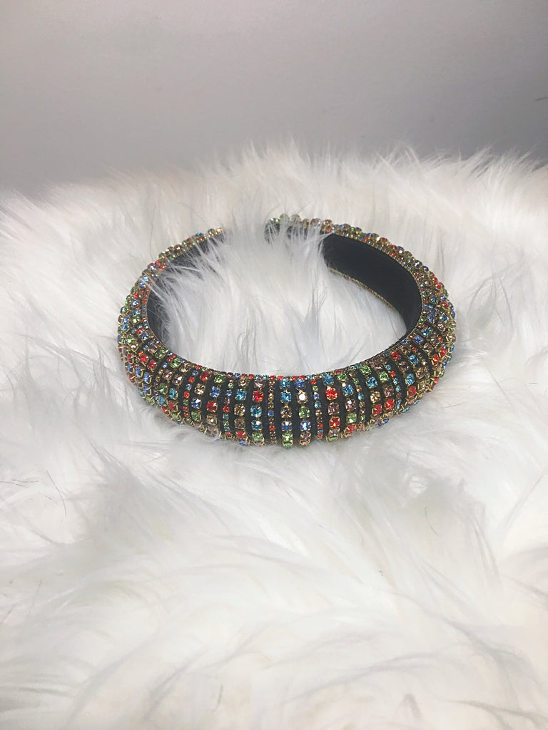 Colorful Crystals (Glam Band)