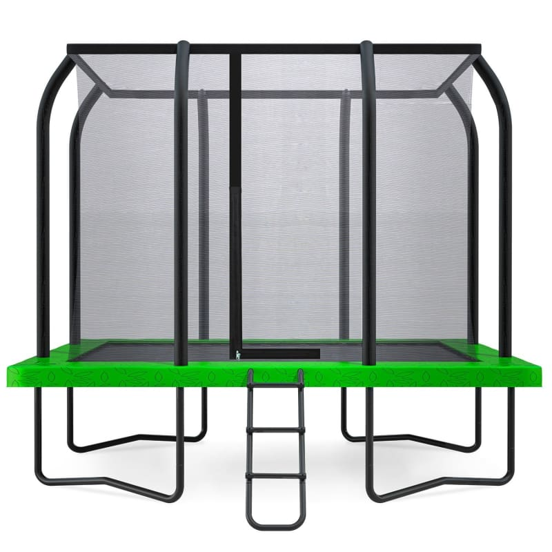 10ft Hyperjump Rectangle Spring Trampoline - Product Image 1