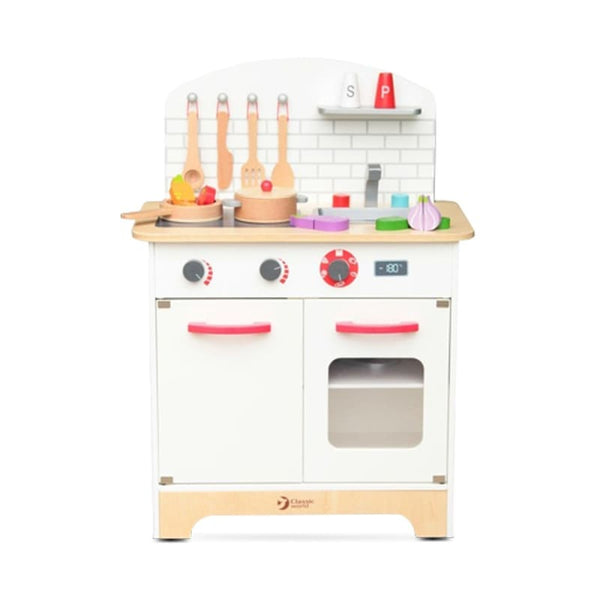 Chef's Kitchen Set - Kids Play Kitchen - Product Image