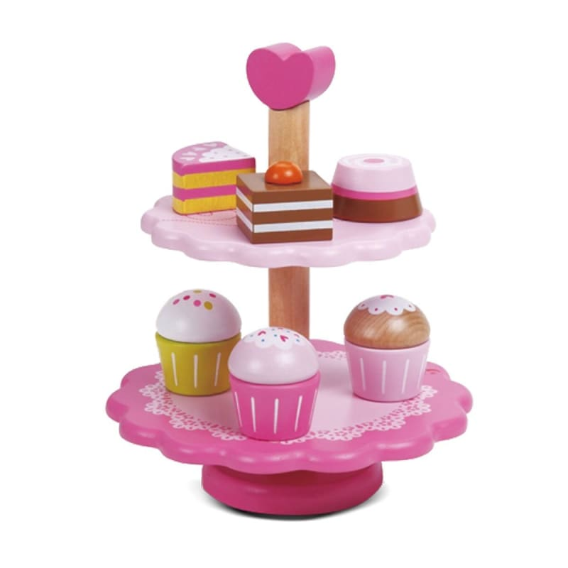 Cupcake Stand - Play Kitchen Accessories