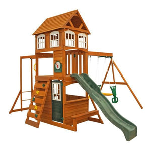 Cranbrook Wooden Playset - Outdoor Play Centre - Free Shipping*