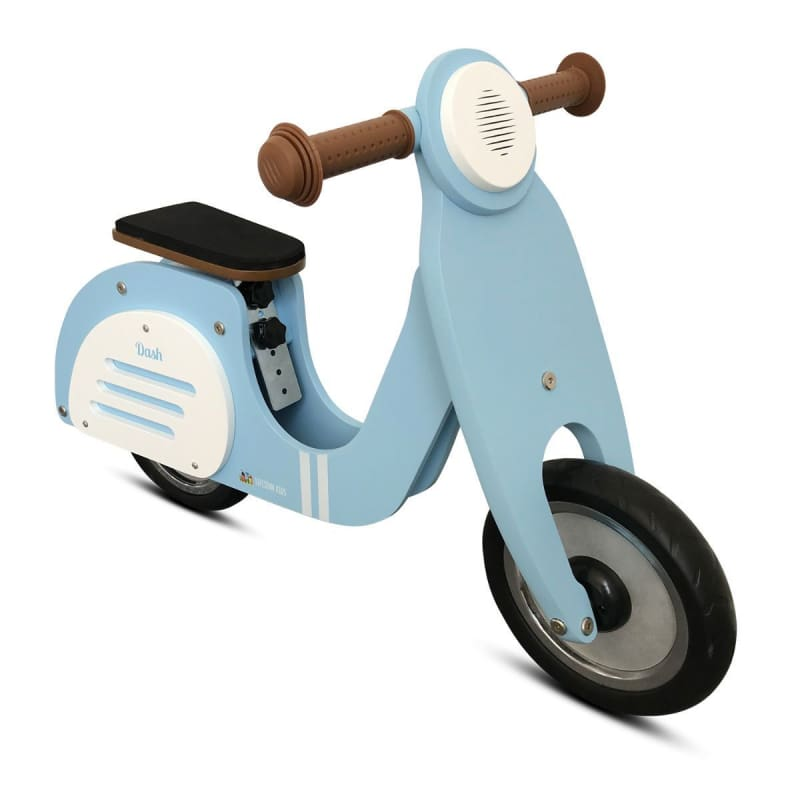 Dash Vespa Balance Bike - Blue - Product Image 1