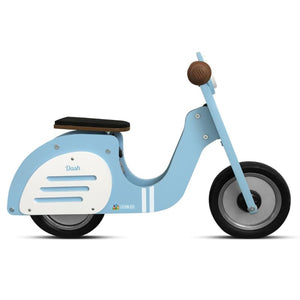 Dash Vespa Balance Bike - Blue - Product Image 2