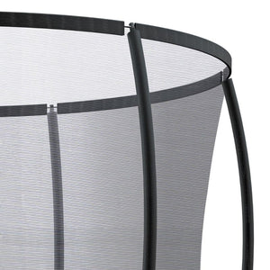 8ft HyperJump3 Springless Trampoline - Safety Net