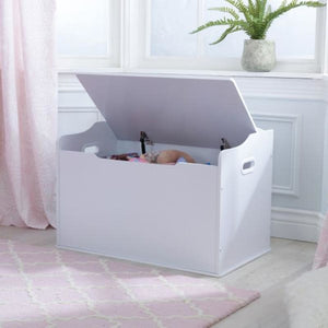 White Austin Toy Box - Image 1