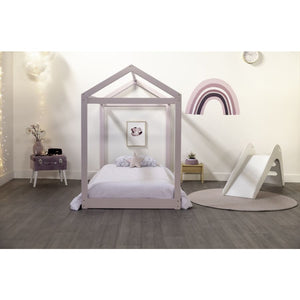 Cubby House King Single Bed - Kids Bed