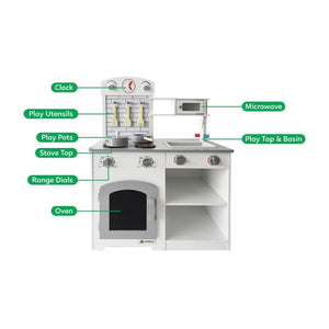 Piccolo Play Kitchen - Features