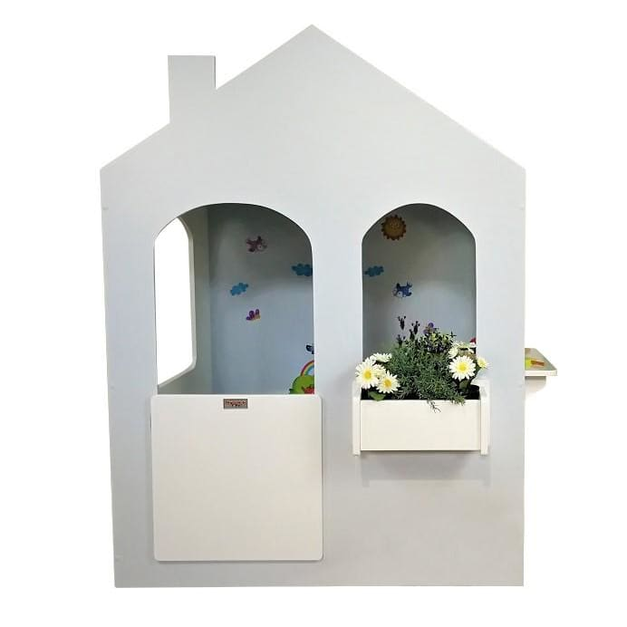 Remi Indoor Cubby House - Blue Colour
