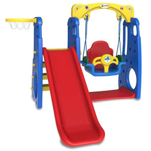 Ruby 4 in 1 Swing and Slide - Toddler Play Equipment - Image 1