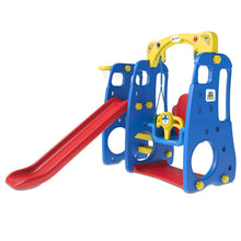 Ruby 4 in 1 Swing & Slide - Toddler Play Equipment - Image 2