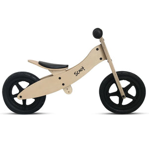 Scout 2-in-1 Balance Bike & Trike - Bike mode