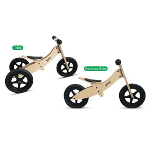 Scout 2-in-1 Balance Bike and Trike