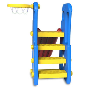 Toddler Topaz 2 in 1 Slide and Play - Grip Stairs