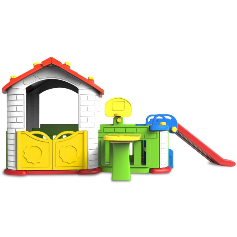 Plastic Play Equipment - Wombat Plus Playhouse - Product Image 1