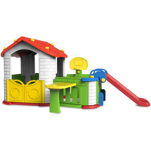 Plastic Play Equipment - Wombat Plus Playhouse - Product Image 2