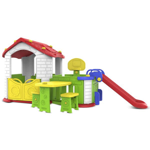Toddler Wombat Plus Playhouse - Table and Seat Feature