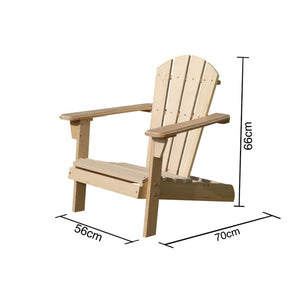 Kids Deck Chair measurements