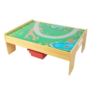 Kids Train Table