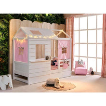 Bed Trundle System Add-On - White - Luna Hideout Kids Bed