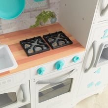 Kids Country Play Kitchen - Stove