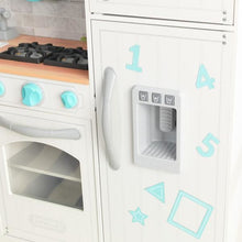 Kids Country Play Kitchen - Fridge