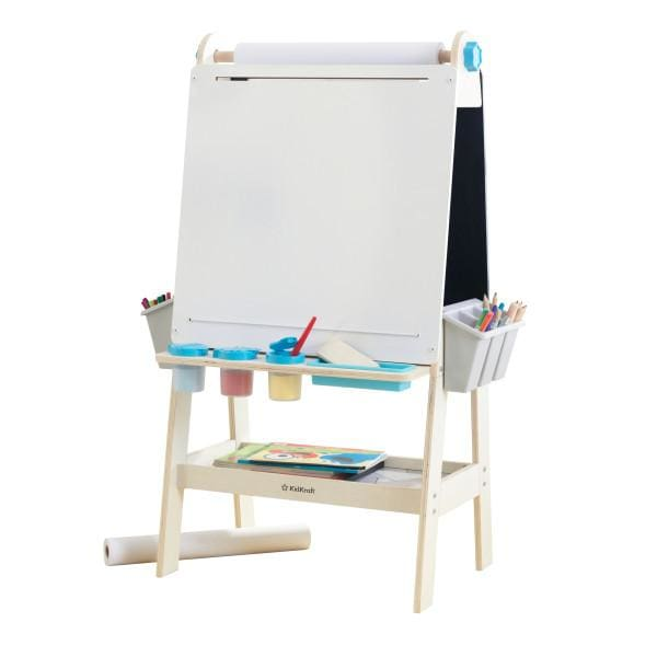 Kids White Art Easel