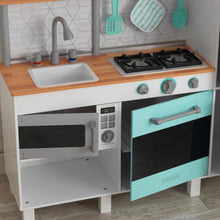 Kids Play Kitchen - Microwave and Oven