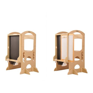 Little Partner Learning Tower with easel attachment