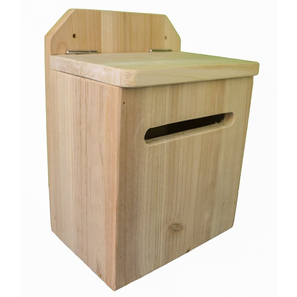 Wooden Mailbox - Cubby House Accessory