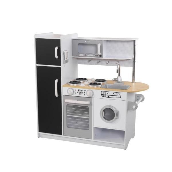 Kids Play Kitchen - White