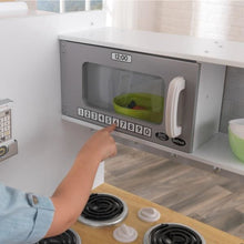 Kids Play Kitchen - Microwave