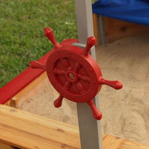 Pirate Sandbox - Steering Wheel