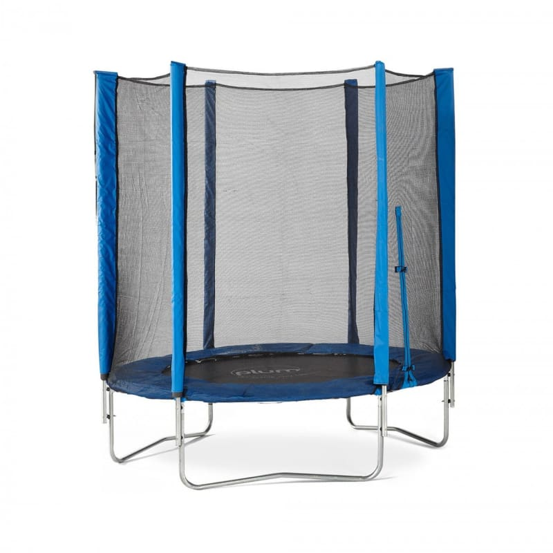 Plum® 6Ft Junior Trampoline - Blue