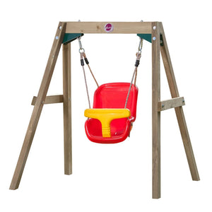 Plum® Baby Wooden Swing Set
