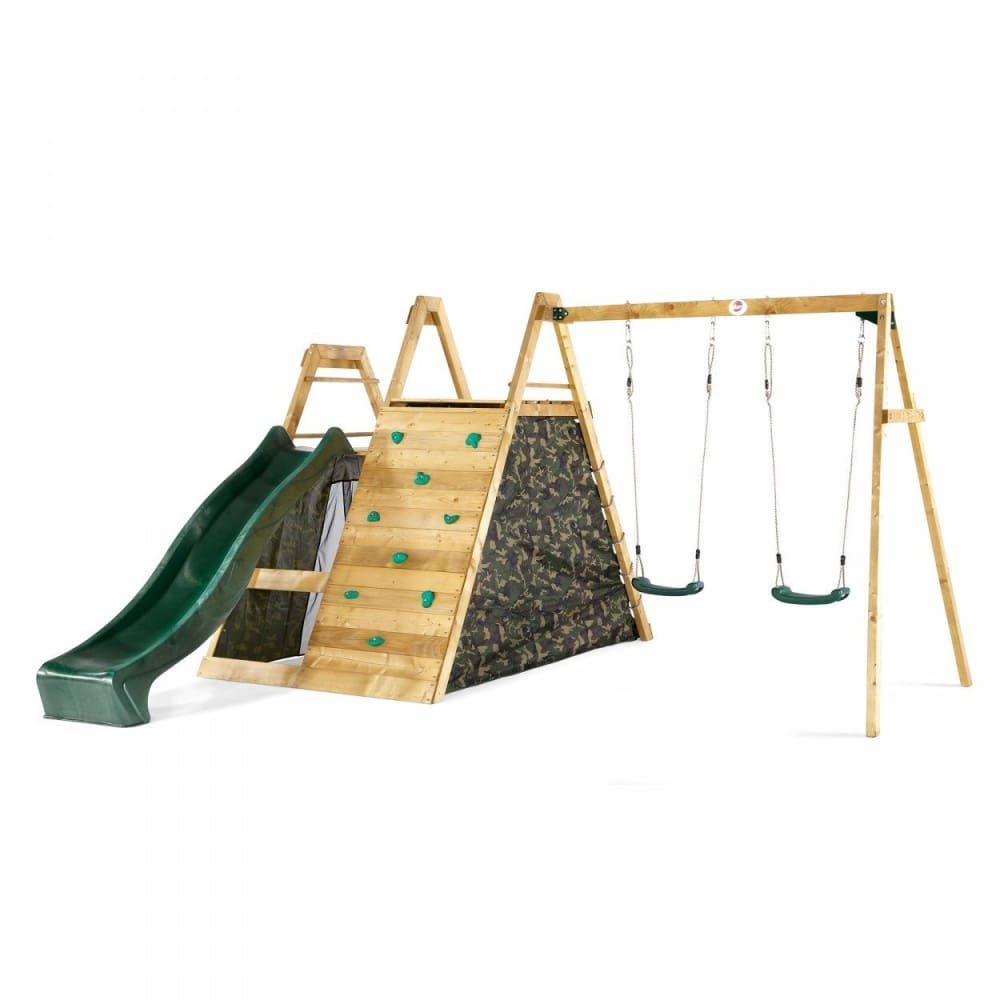 Plum® Climbing Pyramid Play Centre - Play Set