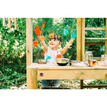 Plum® Discovery Mud Pie Kitchen - Girl Hand Painting