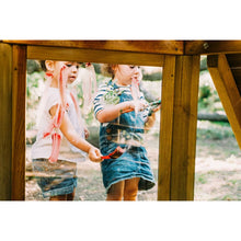 Plum® Discovery Woodland Treehouse - 2 Girls Painting