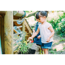 Plum® Discovery Woodland Treehouse - 2 Girls Gardening