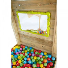 Plum® Lookout Tower Colour Pop Play Centre - Funny Face Mirror and Ball Pit