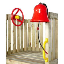 Plum® Toddler Tower Play Centre - Bell and Steering Wheel