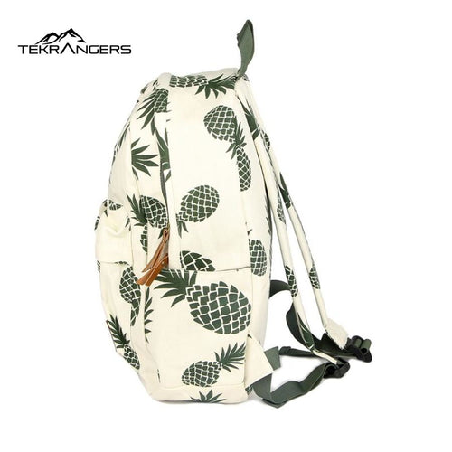 Fun & Stylish Pineapple Backpack - - Rucksack