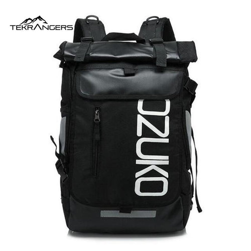 Super Cool Mens Travel Backpack 2018 - Black - Rucksack