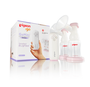 GoMini™ Electric Double Breast Pump