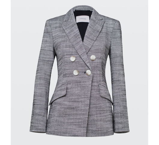 Load image into Gallery viewer, Dorothee Schumacher Structured Ambition Jacket