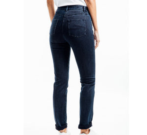 Load image into Gallery viewer, Saint James - PATRICIA Elastic Waist Jeans in Stretch Denim