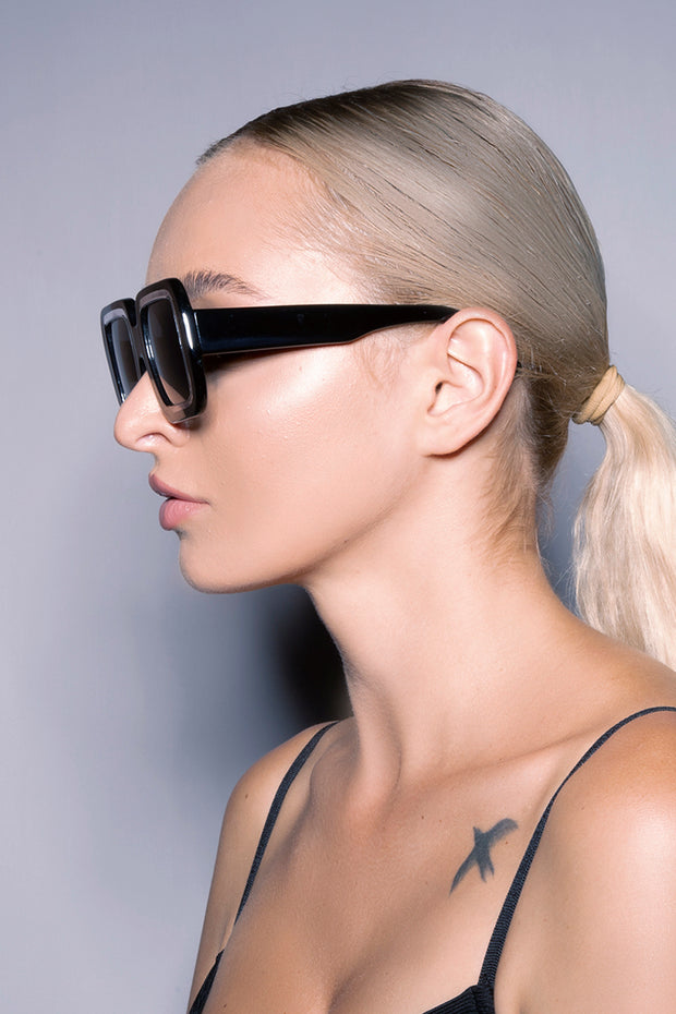 FUTURA | Retro Square Sunglasses