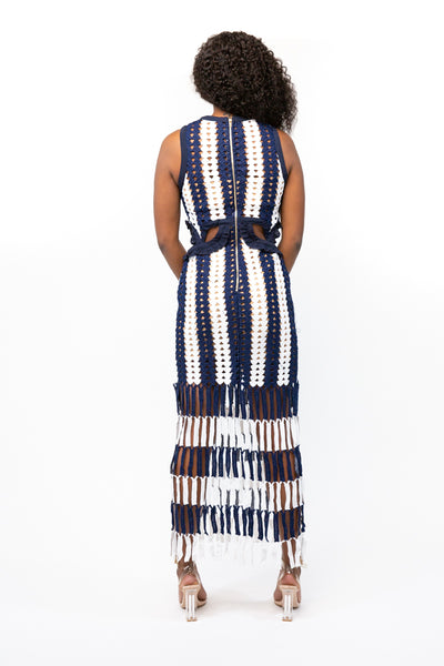 Havana Nights Crochet Dress