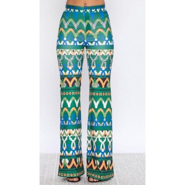 Bailey Print Pants